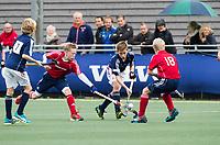AMSTELVEEN - JC Jongens Noord Holland tegen Midden Nederland,    . DOD, DistrictsOntmoetingsdag C Jeugd. COPYRIGHT KOEN SUYK
