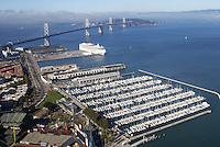 Bay Bridge, AT&T Park & Marina