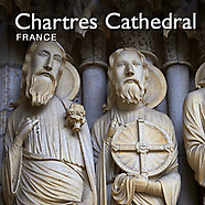 Chartres Cathedral France -Gothic Statues Art - Pictures Images Photos