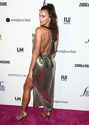 MANHATTAN, NEW YORK CITY, NY, USA - SEPTEMBER 06: Daily Front Row's 2018 Fashion Media Awards held at the Park Hyatt New York on September 6, 2018 in Manhattan, New York City, New York, United States. 06 Sep 2018 Pictured: Irina Shayk. Photo credit: Image Press Agency/MEGA TheMegaAgency.com +1 888 505 6342