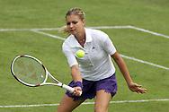 Aegon Classic international women's tennis at the Priory Club, Birmingham ,England on Monday 8th June 2009. Maria Kirilenko of Russia in action