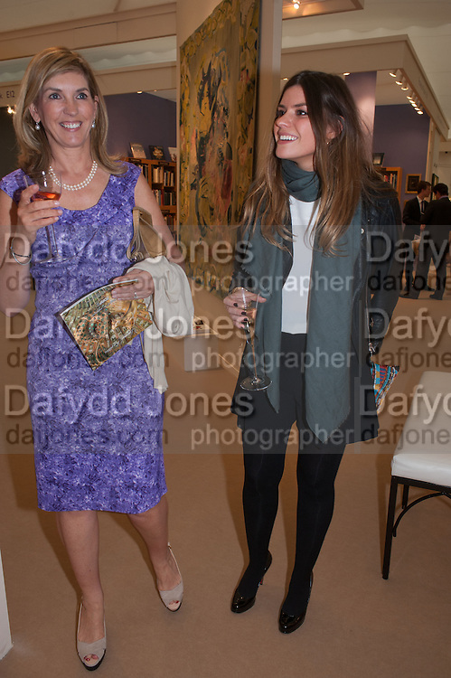 LADY GRABINER; LAURA GRABINER, Art Antiques London Party in the Park in aid of JDRF, the Juvenile Diabetes Research Foundation. Kensington Gardens. London. 12 June 2012