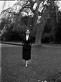1957 Mrs Alfred Rive, Wife of Canadian Ambassador
