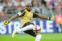 FOOTBALL - FRENCH CHAMPIONSHIP 2011/2012 - L1 - STADE BRESTOIS 29 v OLYMPIQUE LYONNAIS - 20/08/2011 - PHOTO PASCAL ALLEE / DPPI - STEEVE ELANA (BREST)