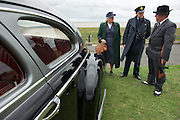 1940's weekend on Lytham Green.
