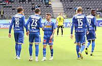 Fotball , 27. april 2019 , 1. divisjon , Obosligaen , Start - Sandefjord<br /> Anton Sebastian Kralj  , Sandefjord