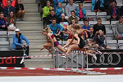 Aarhus Nordic Challenge 2016 at Ceres Park, Aarhus, Denmark, 25.6.2016. (Allan Jensen/EVENTMEDIA).
