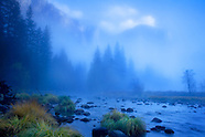 Yosemite and Sierras