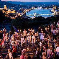 Tüntetés Turzimus - Tourism Protest
