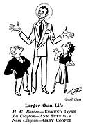 Good Sam ; Edmund Lowe , Ann Sheridan and Gary Cooper......