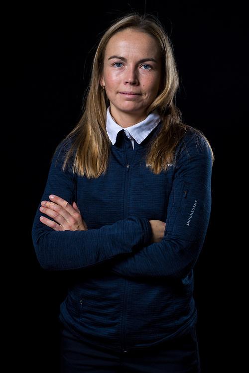 ÖSTERSUND 20210922<br /> Elisabeth Juudas - Tränare NIU<br /> Porträttfotografering - Svenska Skidskytteförbundet<br /> <br /> Foto: Per Danielsson/Projekt.P