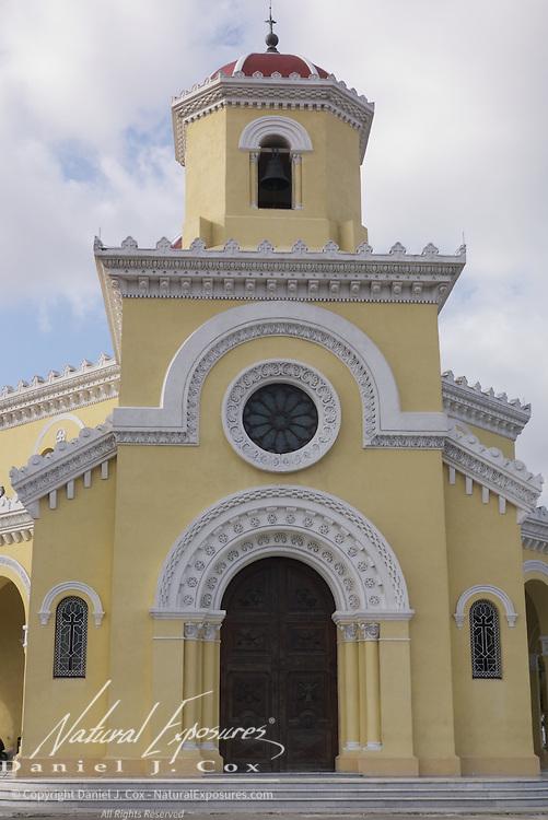 The Colon Cemetery also know as Christopher Columbus Cemetery, Havana, Cuba.