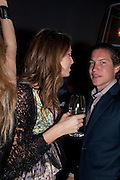 DASHA ZHUKOVA; VITO SCHNABEL ,  Dom PŽrignon with Alex Dellal, Stavros Niarchos, and Vito Schnabel celebrate Dom PŽrignon Luminous. W Hotel Miami Beach. Opening of Miami Art Basel 2011, Miami Beach. 1 December 2011. .<br /> DASHA ZHUKOVA; VITO SCHNABEL ,  Dom Pérignon with Alex Dellal, Stavros Niarchos, and Vito Schnabel celebrate Dom Pérignon Luminous. W Hotel Miami Beach. Opening of Miami Art Basel 2011, Miami Beach. 1 December 2011. .