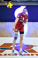 Jiri KRAL  - 19.12.2014 - Beauvais / Saint Nazaire - 12e journee de Ligue A<br />