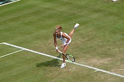 July 4, 2017 - Wimbledon, Angleterre - Martic (Credit Image: © Panoramic via ZUMA Press)