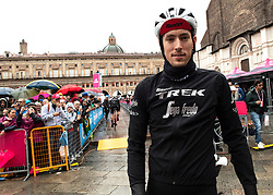 12.05.2019, San Luca, ITA, Giro d Italia 2019, 2. Etappe, Bologna nach Fucecchio (205 km), im Bild Michael Gogl (AUT, Trek - Segafredo) // Michael Gogl of Austria (Trek - Segafredo) during stage 2 of the 102nd Giro d'Italia cycling race from Bologna to Fucecchio (205 km). San Luca, Italy on 2019/05/12. EXPA Pictures © 2019, PhotoCredit: EXPA/ Reinhard Eisenbauer