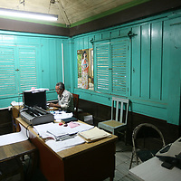 Las Lajas coop is a member of UCRAPROBEX coop, and is retains buildings with colonial architecture. UCRAPROBEX a certified Fairtrade producer based in El Salvador.