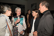 TACITA DEAN; MARIA BALSHAW; LADY SARAH CHATTO; EARL OF SNOWDON Opening of The New Royal Academy of arts, London. 15 May 2018