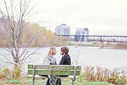 Cavell & Randy's Autumn Engagement Session