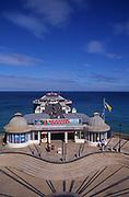 AMHK21 Cromer pier Norfolk England. Image shot 10/2005. Exact date unknown.