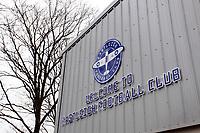 Eastleigh FC 1-0 Stockport County FC. Vanarama National League. Silverlake Stadium. 20.02.21