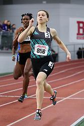 400, heat 1, Muscaro<br /> BU Terrier Indoor track meet