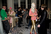 GILES DEACON; AGYNESS DEYN; JOHNNY WOO; GARETH PUGH. Kate Grand hosts a Love Tea and Treasure hunt at Flash. Royal Academy. Burlington Gardens. London. 10 december 2008