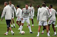 Photo: Paul Thomas.<br /> England Training. 06/10/2006.<br /> <br /> John Terry.