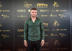 Ajdin Mulalic during SPINS XI Nogometna Gala 2019 event when presented best football players of Prva liga Telekom Slovenije in season 2018/19, on May 19, 2019 in Slovene National Theatre Opera and Ballet Ljubljana, Slovenia. ,Photo by Urban Meglic / Sportida