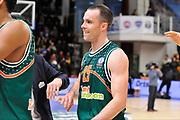 DESCRIZIONE : Eurocup 2014/15 Last32 Dinamo Banco di Sardegna Sassari -  Banvit Bandirma<br /> GIOCATORE : Baron Jimmy<br /> CATEGORIA : Postgame Ritratto Esultanza<br /> SQUADRA : Banvit Bandirma<br /> EVENTO : Eurocup 2014/2015<br /> GARA : Dinamo Banco di Sardegna Sassari - Banvit Bandirma<br /> DATA : 11/02/2015<br /> SPORT : Pallacanestro <br /> AUTORE : Agenzia Ciamillo-Castoria / Claudio Atzori<br /> Galleria : Eurocup 2014/2015<br /> Fotonotizia : Eurocup 2014/15 Last32 Dinamo Banco di Sardegna Sassari -  Banvit Bandirma<br /> Predefinita :