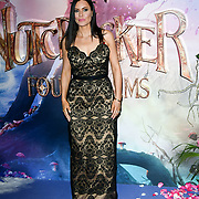Linzi Stoppard attend The Nutcracker and the Four Realms - UK premiere at Vue Westfield, Westfield Shopping Centre, Ariel Way on 1st Nov 2018, London, UK.
