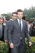 SHANGHAI, CHINA - JUNE 19: (CHINA OUT) <br /> <br /> David Beckham Visits Shanghai Shenxin F.C.<br /> <br /> David Beckham visits Shanghai Shenxin F.C. on June 19, 2013 in Shanghai, China. <br /> ©Exclusivepix