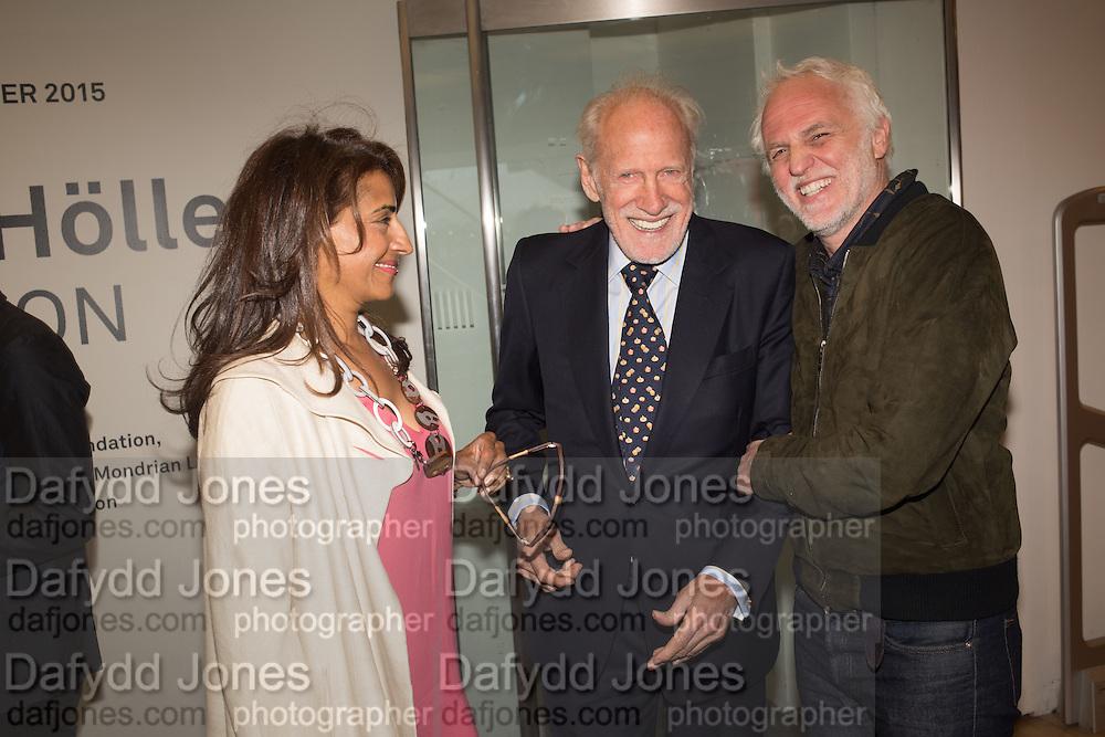DIEGO VON BUCH; MOURAD MAZOUZ, Carsten Holler: Decision. Hayward Gallery, Southbank Centre. 9 June 2015