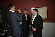 RICHARD E.GRANT, GRIFF RHYS JONES AND JULES HOLLAND, The John Betjeman Variety Show, sponsored by Shell, in aid of Sane. In the Presnece of the Prince of Wales and the Duchess of Cornwall. Prince of Wales theatre. London. 10 September 2006. ONE TIME USE ONLY - DO NOT ARCHIVE  © Copyright Photograph by Dafydd Jones 66 Stockwell Park Rd. London SW9 0DA Tel 020 7733 0108 www.dafjones.com