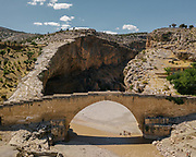 The Severan Bridge is a late Roman bridge located near Mount Nemrud.