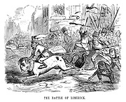 The Battle of Limerick.