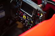 October 30-November 2 : United States Grand Prix 2014, Ferrari steering wheel
