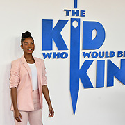 Rhianna Dorris Arrives at The Kid Who Would Be King on 3 February 2019 at ODEON Luxe Leicester Square, London, UK.