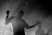 Ålesund 20120816. Lars Vaular spiller på Jugendfest i Ålesund torsdag kveld.