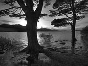 Lough Leane, Killarney.<br /> Photo Don MacMonagle