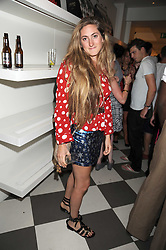 VIOLET NAYLOR-LEYLAND at the PPQ of Mayfair Summer Party at 47 Conduit Street, London on 30th July 2008.<br /> <br /> NON EXCLUSIVE - WORLD RIGHTS