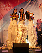 Appassionante perform at the Air Berlin Gala event at Guastavino's NYC
