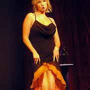 NLD/Amsterdam/20061001 - Uitreiking Blijvend Applaus prijs 2006, Eva Smid