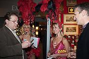ALEX BREMER;JENNIFER GAINEY;  PHILIPPA WOODGATE, raffle ticket sellers, Charity Gala Reception in aid of the Neuroblastoma Society, Bada Antiques and Fine art Fair. Duke of York Sq.  Sloane Sq. London. 19 March 2014.