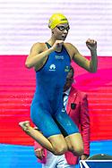 HANSSON Louise SWE SWEDEN<br /> Gwangju South Korea 21/07/2019<br /> Swimming Women's 100m Butterfly Semifinal<br /> 18th FINA World Aquatics Championships<br /> Nambu University Aquatics Center <br /> Photo © Giorgio Scala / Deepbluemedia / Insidefoto