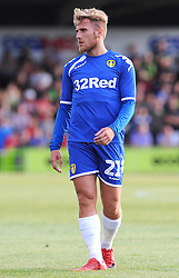 Samu Saiz of Leeds United- Mandatory by-line: Nizaam Jones/JMP- 17/07/2018 - FOOTBALL - New Lawn Stadium - Nailsworth, England - Forest Green Rovers v Leeds United - Pre-season friendly