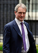 © Licensed to London News Pictures. 23/10/2012. Westminster, UK Environment Secretary Owen Paterson. Ministers attend a Cabinet Meeting in 10 Downing Street today 23 October 2012. Photo credit : Stephen Simpson/LNP