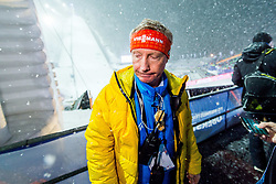 January 19, 2018 - Oberstdorf, GERMANY - 180119 Walter Hofer, FIS Race Director, after the second round of the individual competition during the FIS Ski Flying World Championships on January 19, 2018 in Oberstdorf..Photo: Vegard Wivestad GrÂ¿tt / BILDBYRN / kod VG / 170079 (Credit Image: © Vegard Wivestad Gr¯Tt/Bildbyran via ZUMA Wire)