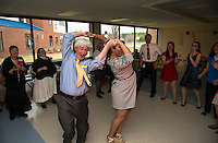 Gilford High School Senior / Senior Dance with Student Council and Interact Club.  Karen Bobotas for the Laconia Daily Sun