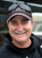 WASSENAAR - Mark Hager, bondscoach .Team van Nieuw Zeeland dames. COPYRIGHT KOEN SUYK